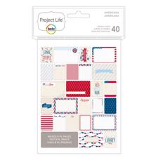 Project Life Themes Cards - Americana