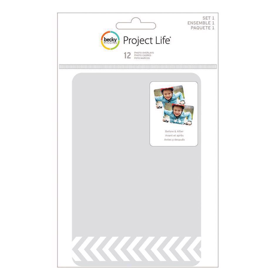 Project Life - Overlays Set 1