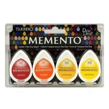 Memento Dew Drop 4-pack Set - Campfire