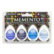 Memento Dew Drop 4-pack Set - Ocean