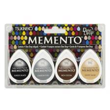 Memento Dew Drop 4-pack Set - Stone Mountain