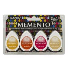 Memento Dew Drop 4-pack Set - Golden Sunset