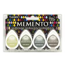 Memento Dew Drop 4-pack Set - Central Park