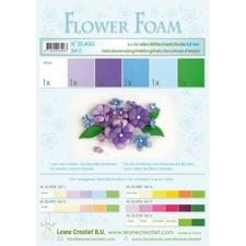 Leane Flower Foam - Assortment Set 2