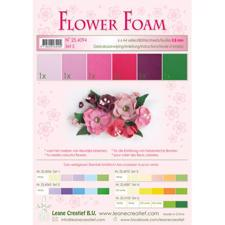 Leane Flower Foam - Assortment Set 5