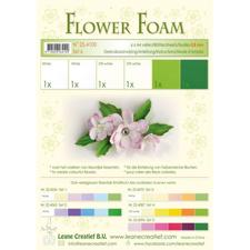 Leane Flower Foam - Assortment Set 6