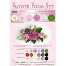 Leane Flower Foam - Assortment Set 8