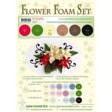 Leane Flower Foam - Assortment Set 9