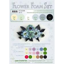 Leane Flower Foam - Assortment Set 10