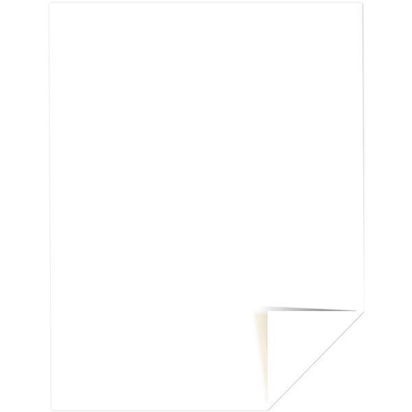 Crafter\'s Companion - Neenah Classic Crest Card Solar White (110 lb heavyweight / 300 gsm ) - 20 ark