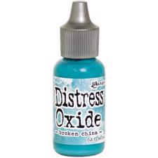 Distress OXIDE Re-Inker - Broken China (flaske)