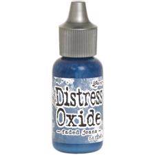 Distress OXIDE Re-Inker - Faded Jeans (flaske)