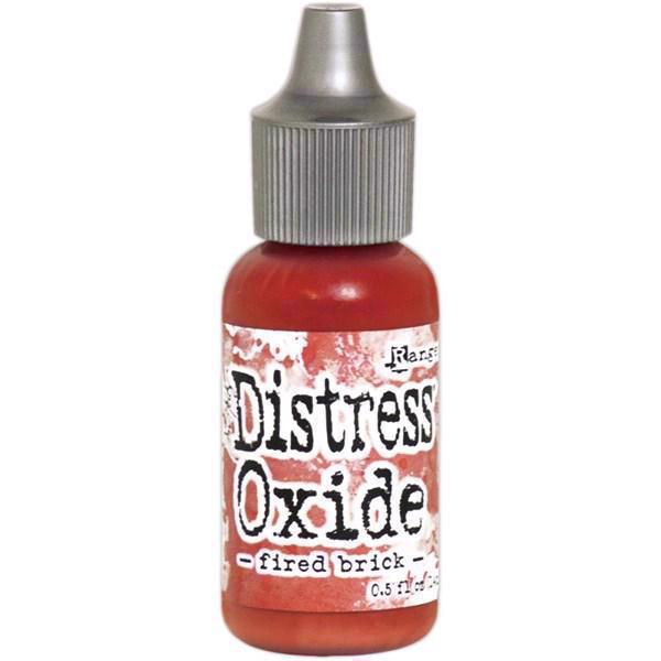 Distress OXIDE Re-Inker - Fired Brick (flaske)