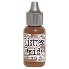 Distress OXIDE Re-Inker - Vintage Photo (flaske)