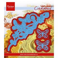 Marianne Design Creatables - Butterfly Border