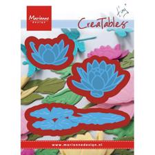 Marianne Design Creatables - Tiny's Water Lily (small)