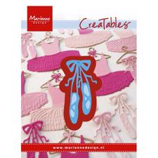 Marianne Design Creatables - Ballet Shoes