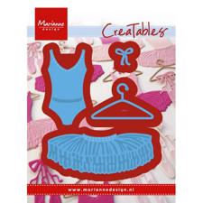 Marianne Design Creatables - Ballet Dress