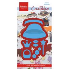Marianne Design Creatables - Kim Buddies / Girl Set