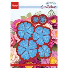 Creatables - Anjas Beautiful Flowers Set
