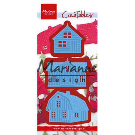 Creatables - Scandinavian Houses