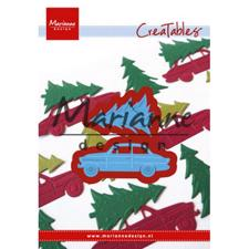 Creatables - Driving Home for Christmas
