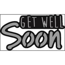 Marianne Design Craftables - Get Well Soon