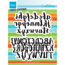 Marianne Design Craftables - Brush Alphabet