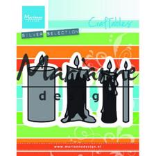 Marianne Design Craftables - Candles Set