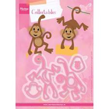 Marianne Design Collectables - Monkeys