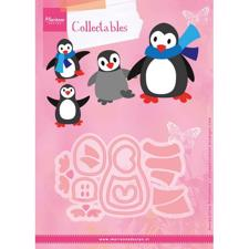Marianne Design Collectables - Eline's Penguin