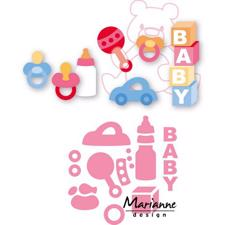 Marianne Design Collectables - Eline's Baby Essentials