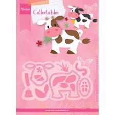 Marianne Design Collectables - Eline's Cow
