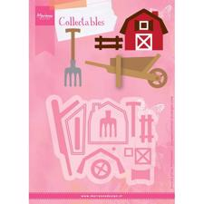 Marianne Design Collectables - Eline's Farm Set