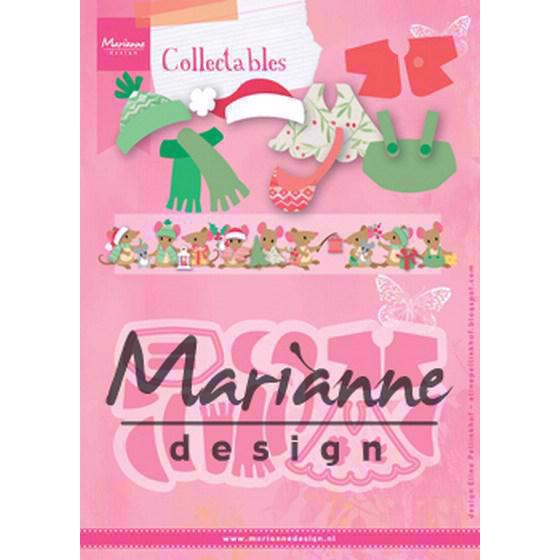 Marianne Design Collectables - Eline's Outfits