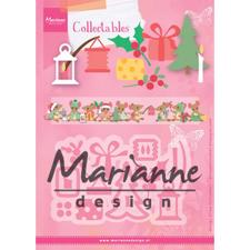 Marianne Design Collectables - Eline's Christmas Decoration