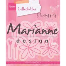 Marianne Design Collectables - Giftwrapping / Karin's Pins & Bows