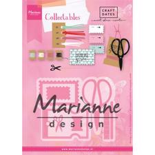 Marianne Design Collectables - Eline's Craft Dates
