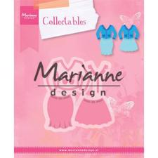 Marianne Design Collectables - Lady's suit