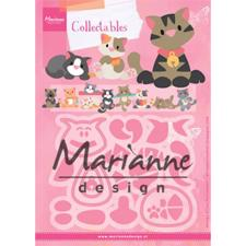 Marianne Design Collectables - Eline's Kitten