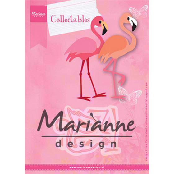 Marianne Design Collectables - Eline's Flamingo