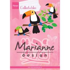 Marianne Design Collectables - Eline's Toucan
