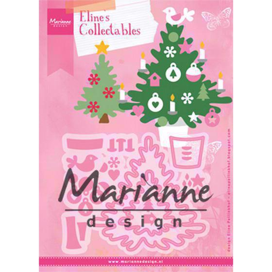 Marianne Design Collectables - Eline's Christmas Tree