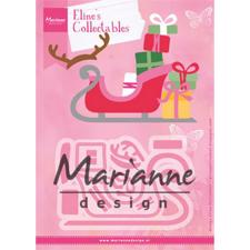 Marianne Design Collectables - Eline's Sleigh