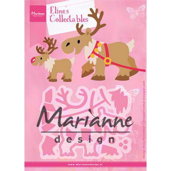 Marianne Design Collectables - Eline's Reindeer
