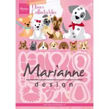 Marianne Design Collectables - Eline's Puppy
