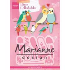 Marianne Design Collectables - Eline's Birds