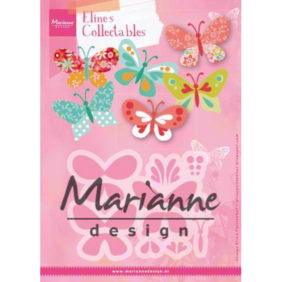 Marianne Design Collectables - Eline's Butterfly
