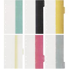Webster's Pages - Color Crush Divider Set (faneblade) / Dip Dye