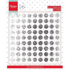 Marianne Design Clear Stamp  - Tiny's Background / Distressed Dots
